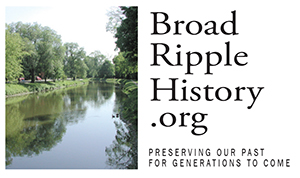 Ad for BroadRippleHistory.org