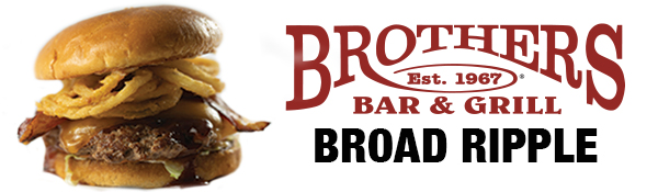 Ad for Brothers Bar and Grill