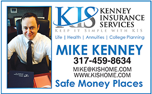 Ad for Kenney Insurance