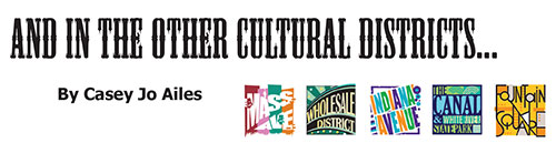 And In The Cultural Districts header