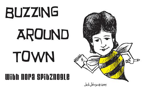 Buzzing Around Town