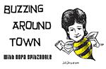 Buzzing Around Town header