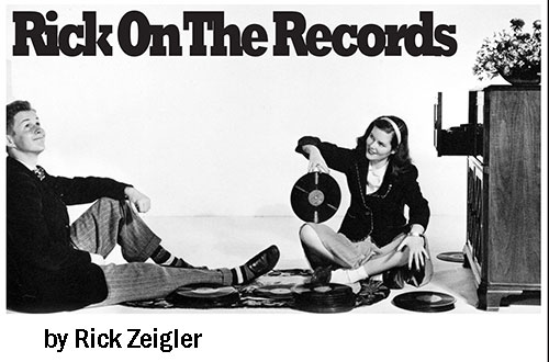 Rick on the Records header